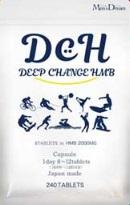 筋肉サプリランキング 第3位『DCH(ディープチェンジHMB)』